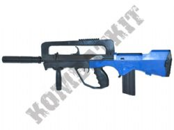 M46A BB Gun Famas Replica Spring Airsoft Rifle Black & 2 Tone